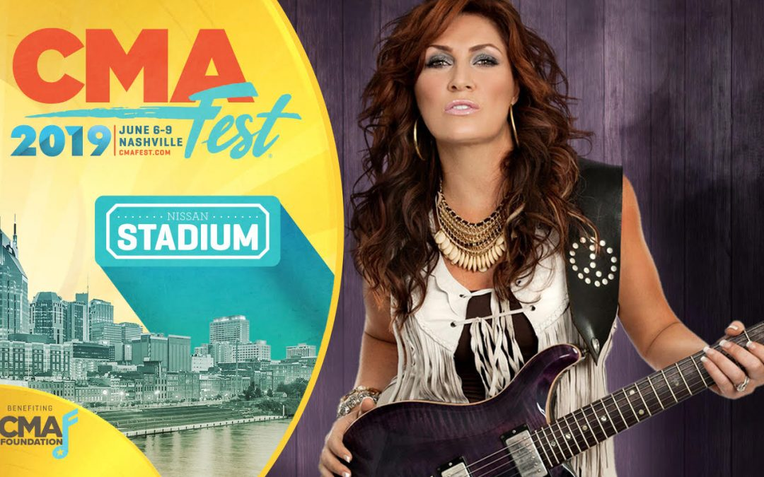 Jo Dee Messina Added to CMAFEST STADIUM LINEUP