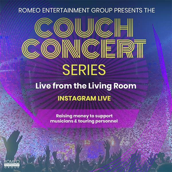 Jo Dee Messina Performs The Couch Concert Series On April 6th